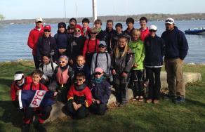 2013 SailStrong Team Trials Team