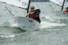 Kathryn Hall, Opti Europeans 2013 Team Member